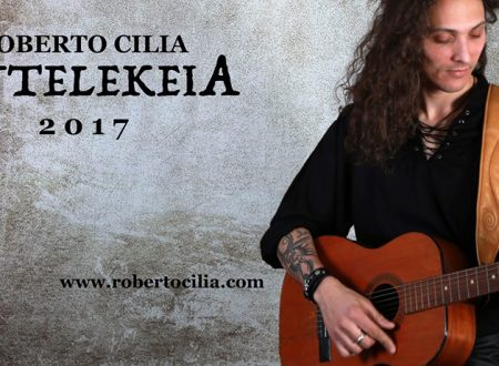 Il primo album di Roberto Cilia: Entelekeia