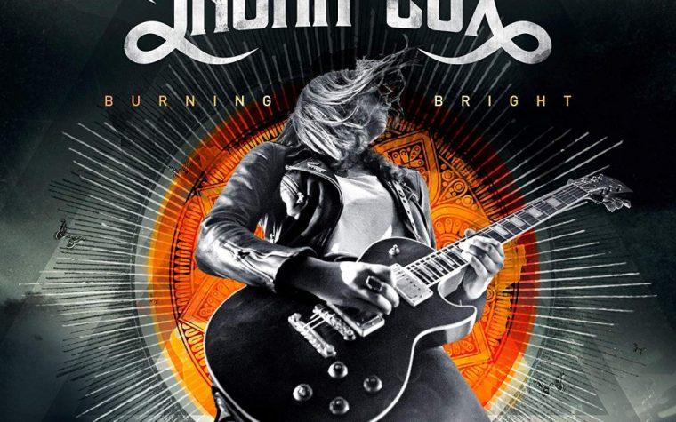 """""""Burning Bright"""", il nuovo album di Laura Cox – La recensione"""